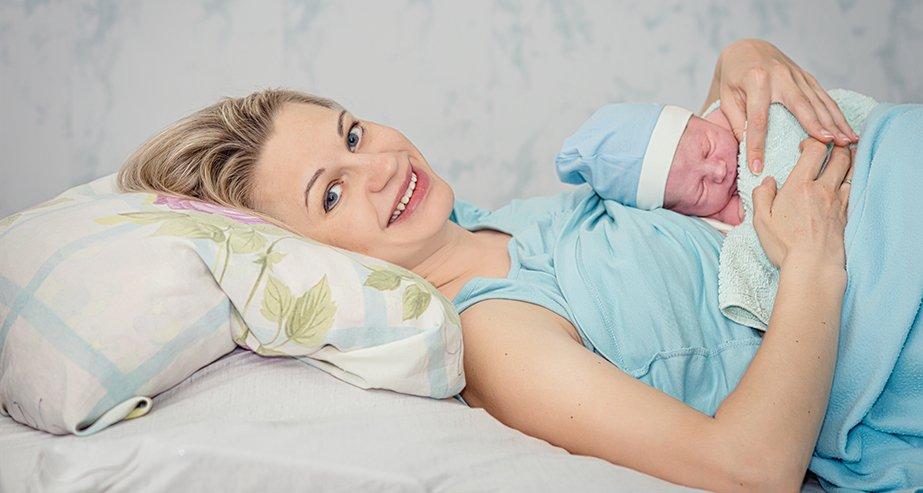 Список необходимых вещей для ребенка и мамы после родов