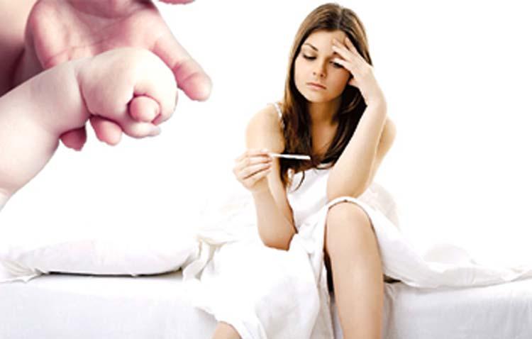 Лечение бесплодия у женщин народными средствами