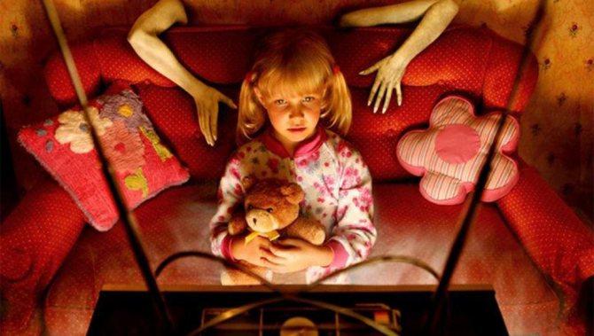 Ночные страхи у детей 5-7 лет – как избавиться 2020