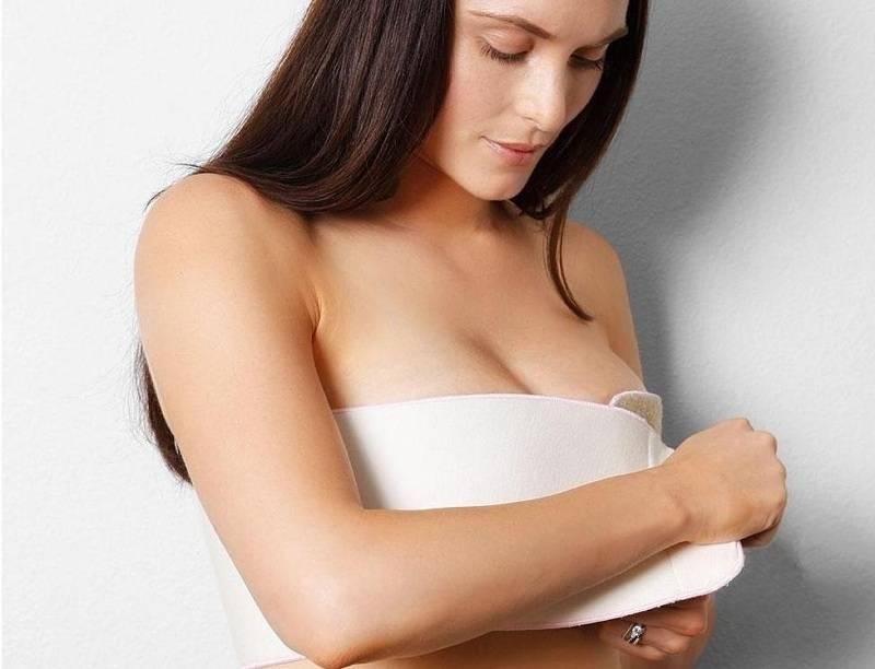 Как перетянуть грудное молоко правильно - методы перевязки груди для предотвращения лактации, нюансы и риски