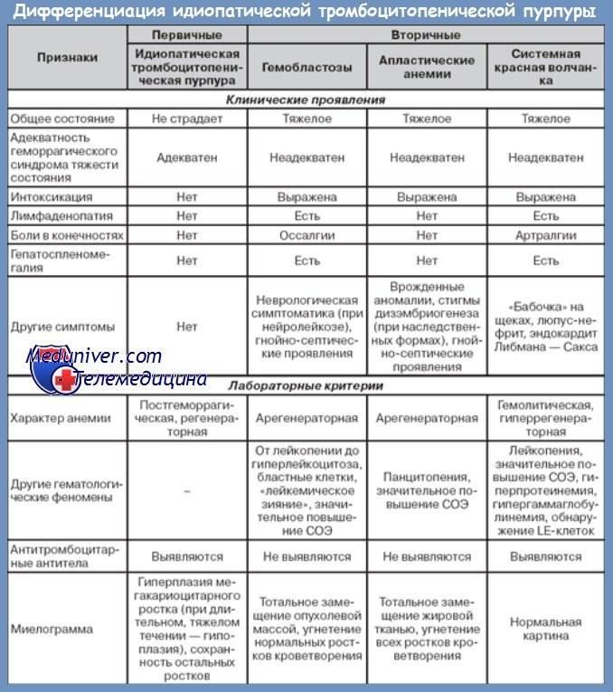 Геморрагический васкулит: симптомы, диагностика - медицинская энциклопедия