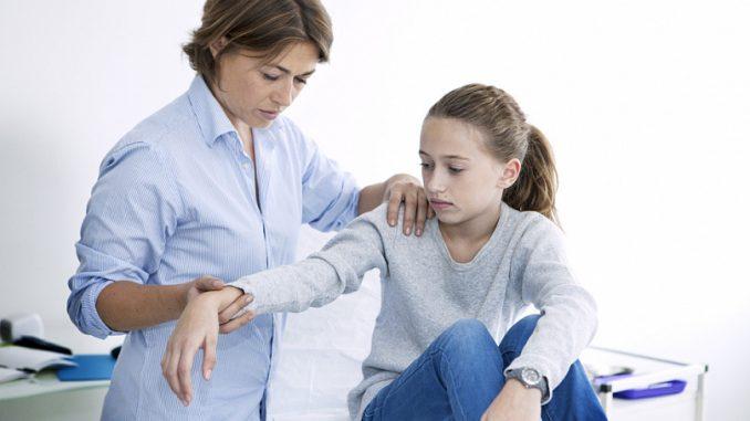 Ревматизм у детей симптомы