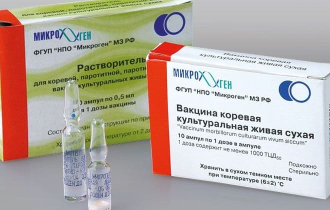 Прививка от кори противопоказания взрослым