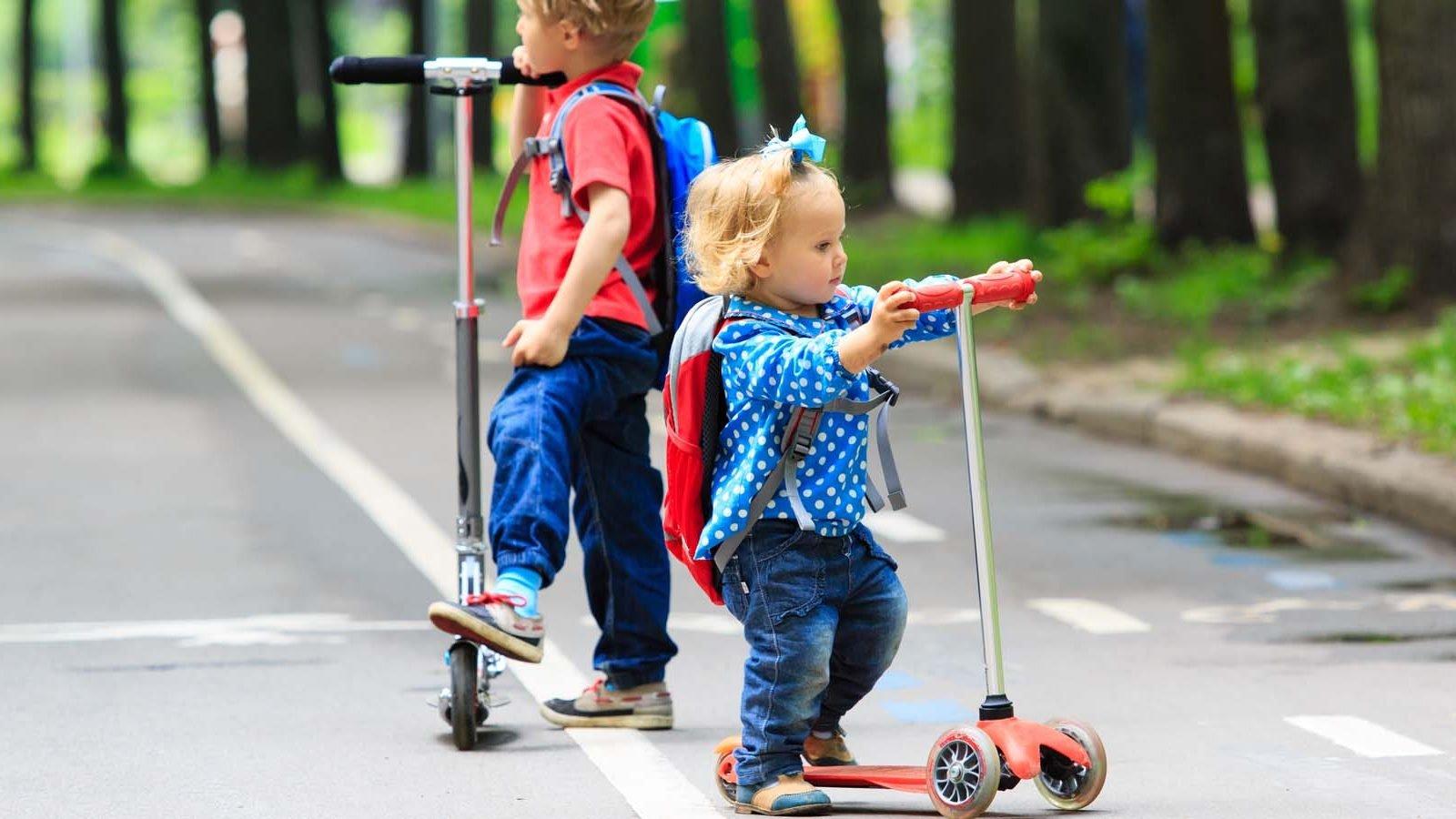 Как выбрать надежный самокат для ребенка 2-3-4-7 лет — лучшие фирмы, отзывы
