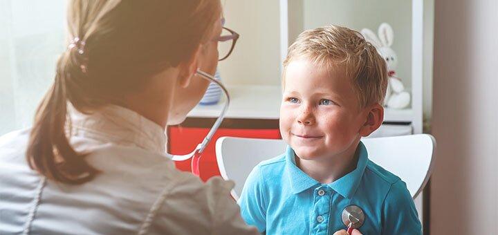 Болит шея у ребенка при простуде