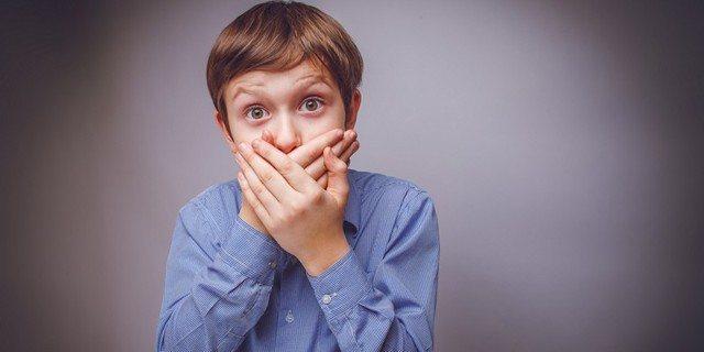 Запах изо рта у ребенка: причины галитоза у детей разного возраста