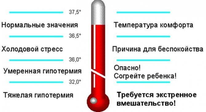 Спазм сосудов при температуре у ребёнка – как снять?