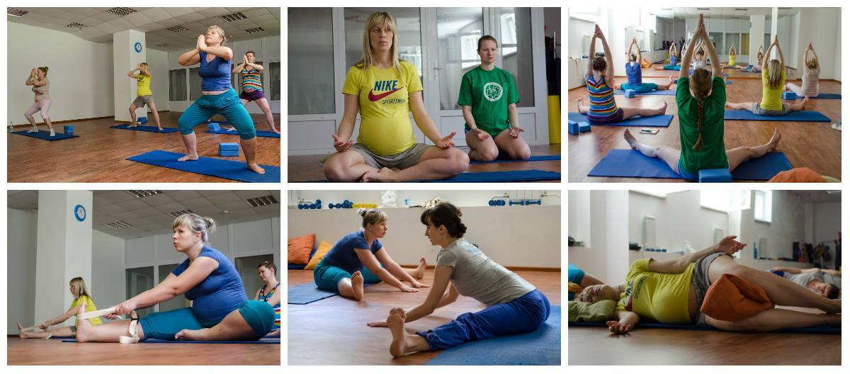 Йога для беременных 1 триместр топ-8 луших асан в домашних условиях