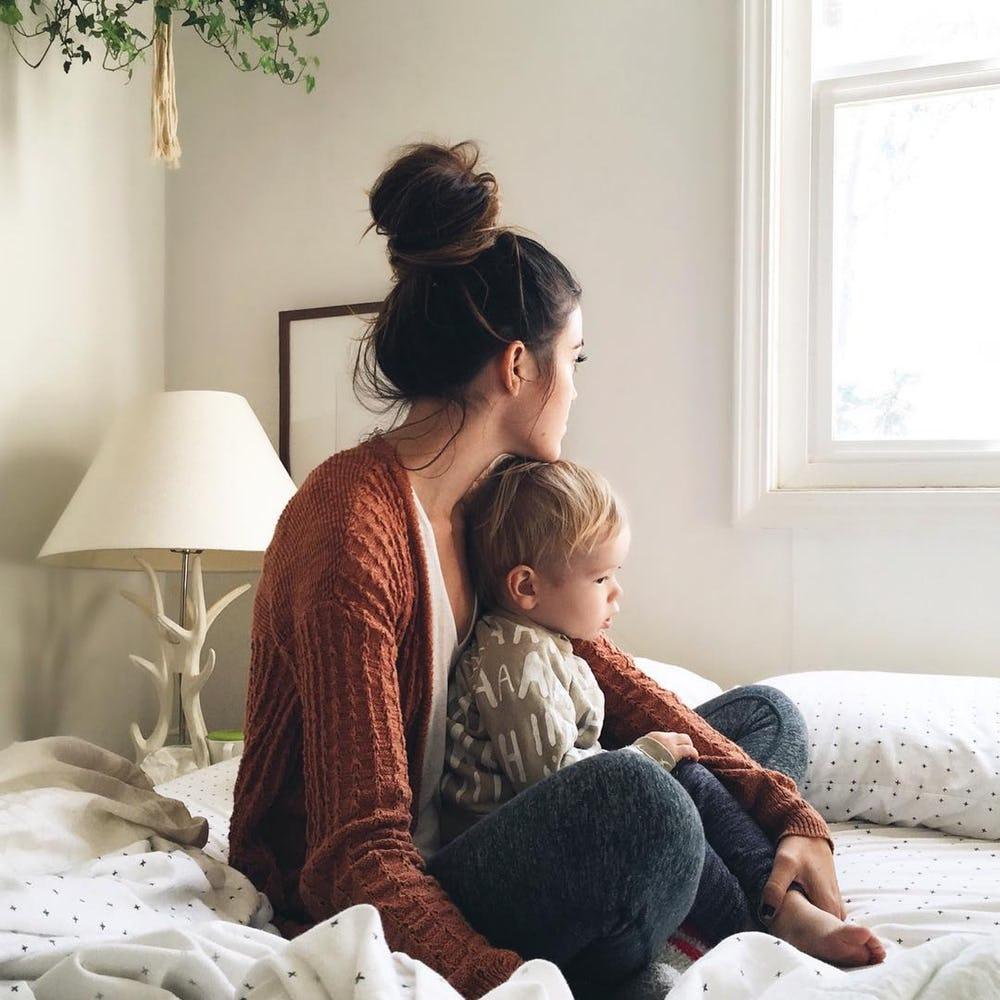 Маме, которая любит своего ребенка, но скучает по свободе