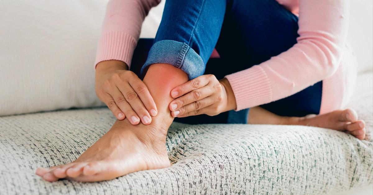 Ребенок жалуется на боли в ногах ночью 3 года