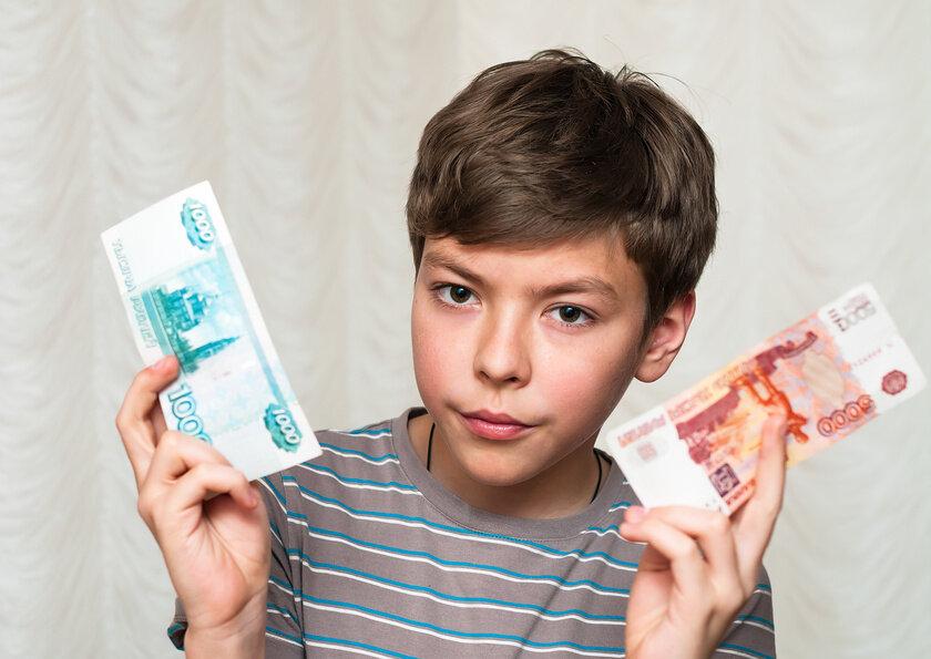 Как научить ребенка копить деньги и воспитать правильное отношение к деньгам