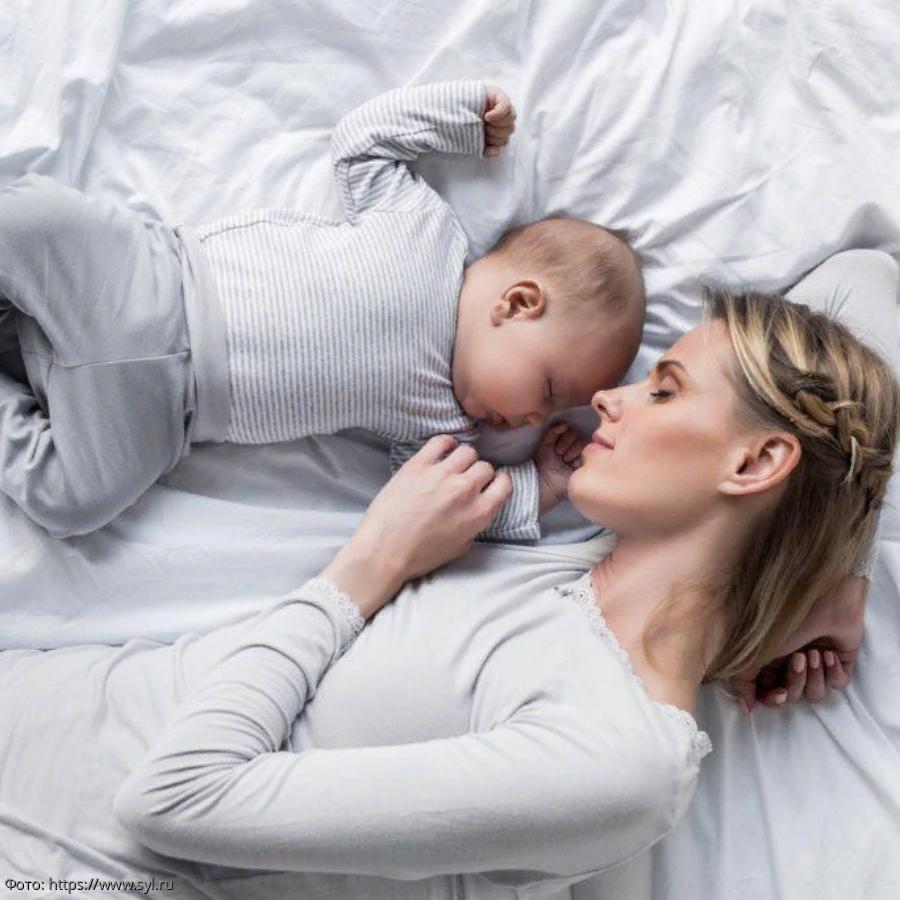 Жизнь в декрете или как не скучать с маленьким ребенком