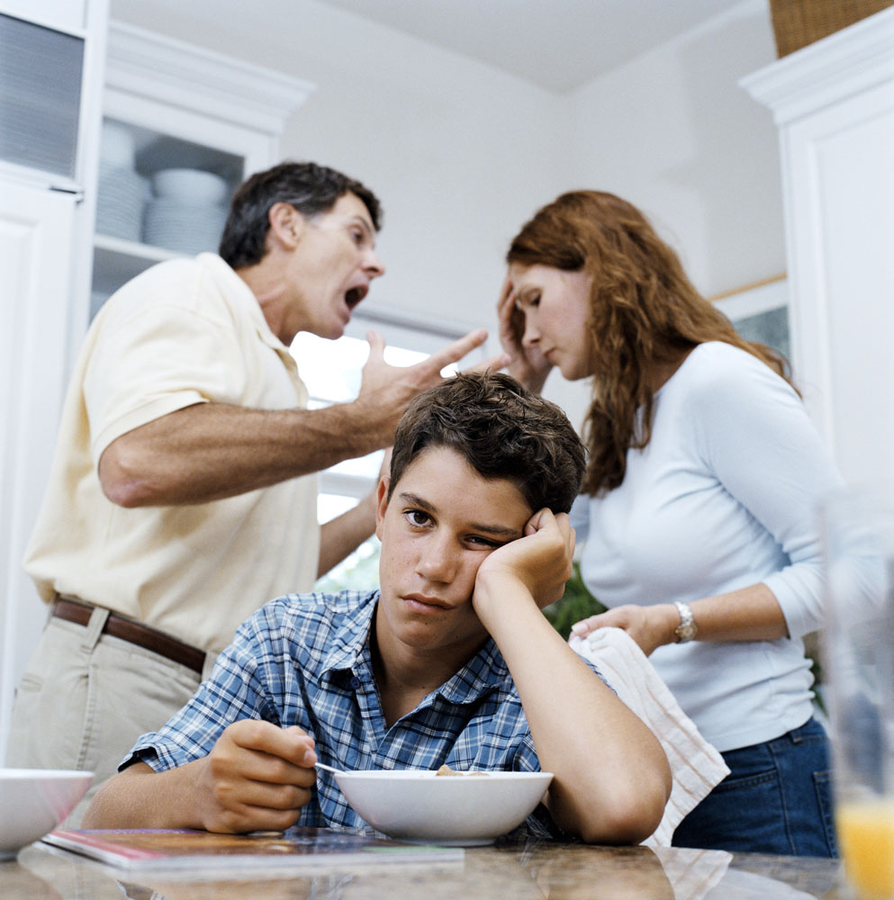 Как понять, что уродителей психическое расстройство (ичто теперь делать) — нож