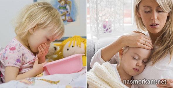 Кашель ночью у ребенка, почему возникает и как бороться
