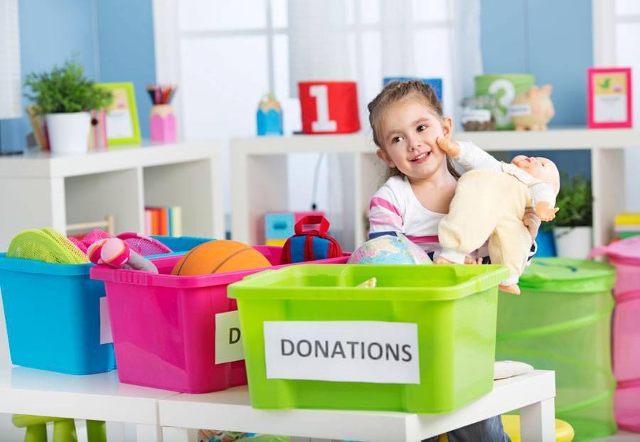 Как привить ребенку любовь к порядку и научить чистоте