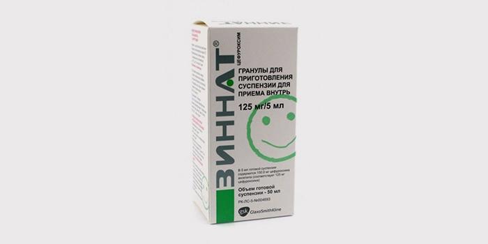 Прием антибиотиков при ангине для детей до 3 лет