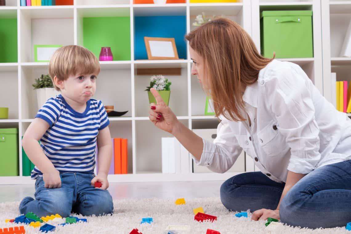 Что делать если ребенок постоянно выводит из себя