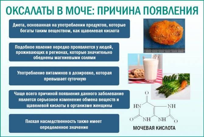 Соли в моче у ребенка - причины появления, лечение, диета