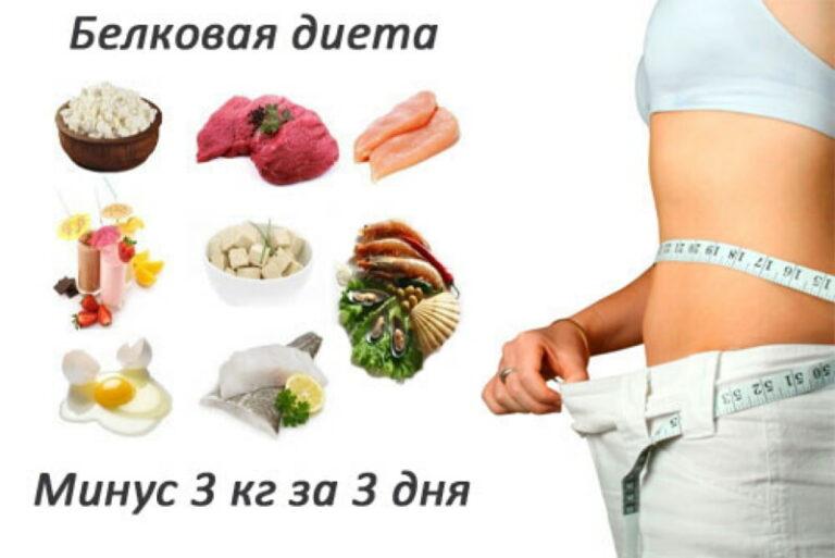Белковая диета при эко: меню, список продуктов, особенности