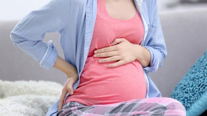 Почему урчит живот во время беременности