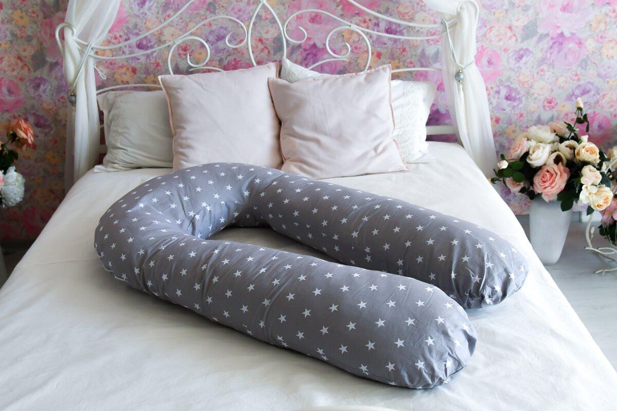Виды подушек для беременных, характеристики и цены