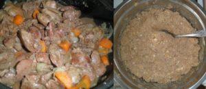 Как варить куриную печень для ребенка