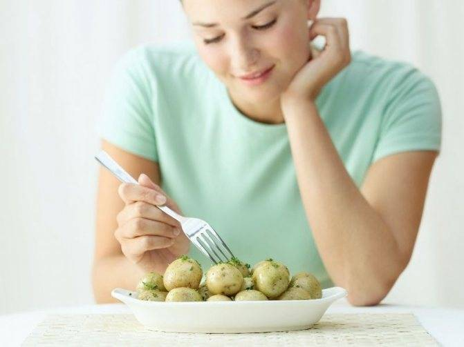 Можно ли жареную картошку при грудном вскармливании