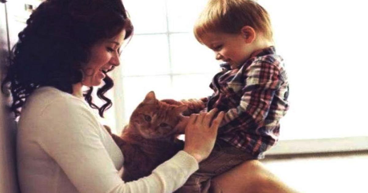 Опыт мамы: не надо тискать моего ребенка!