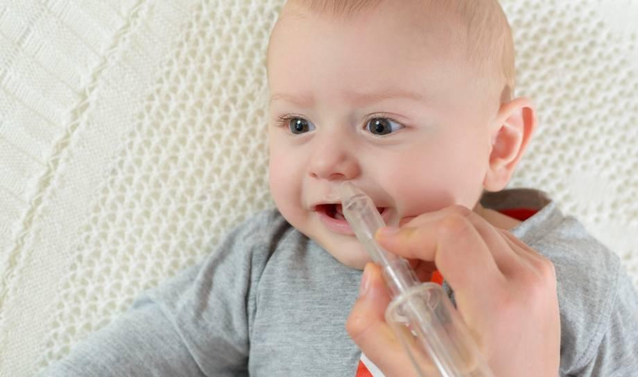 Ребенок чихает при прорезывании зубов