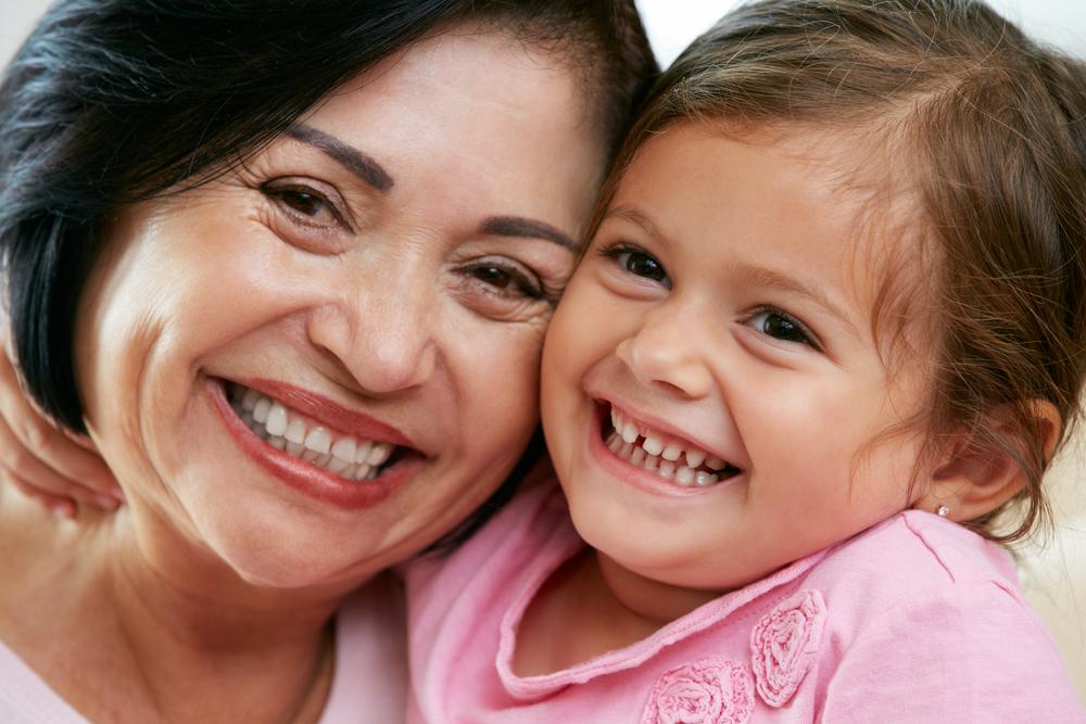 Почему быть бабушкой - так же круто, как и мамой.  только еще лучше.... - отношения
