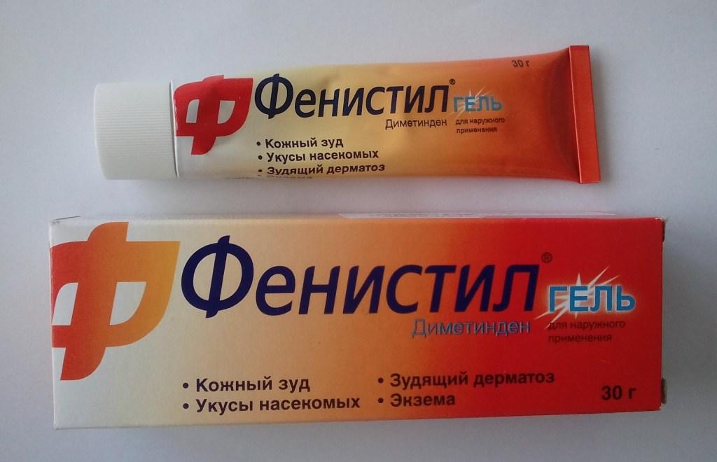 Эффективные мази от укусов насекомых для взрослых и детей