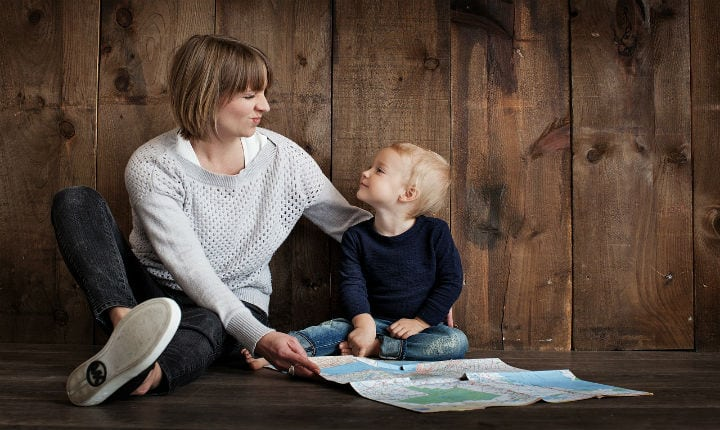 Все, что надо знать о нянях - статьи о родителях идетях