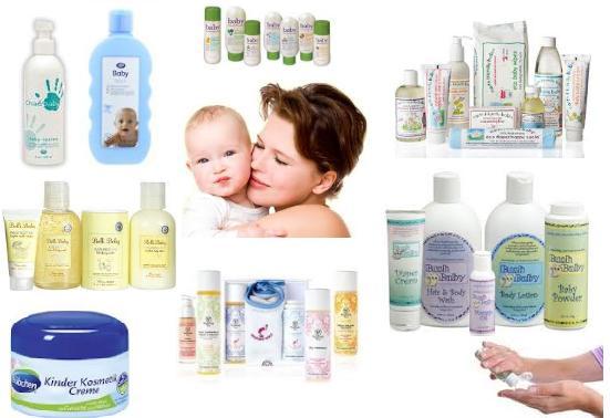 Как выбрать детский крем для самых маленьких