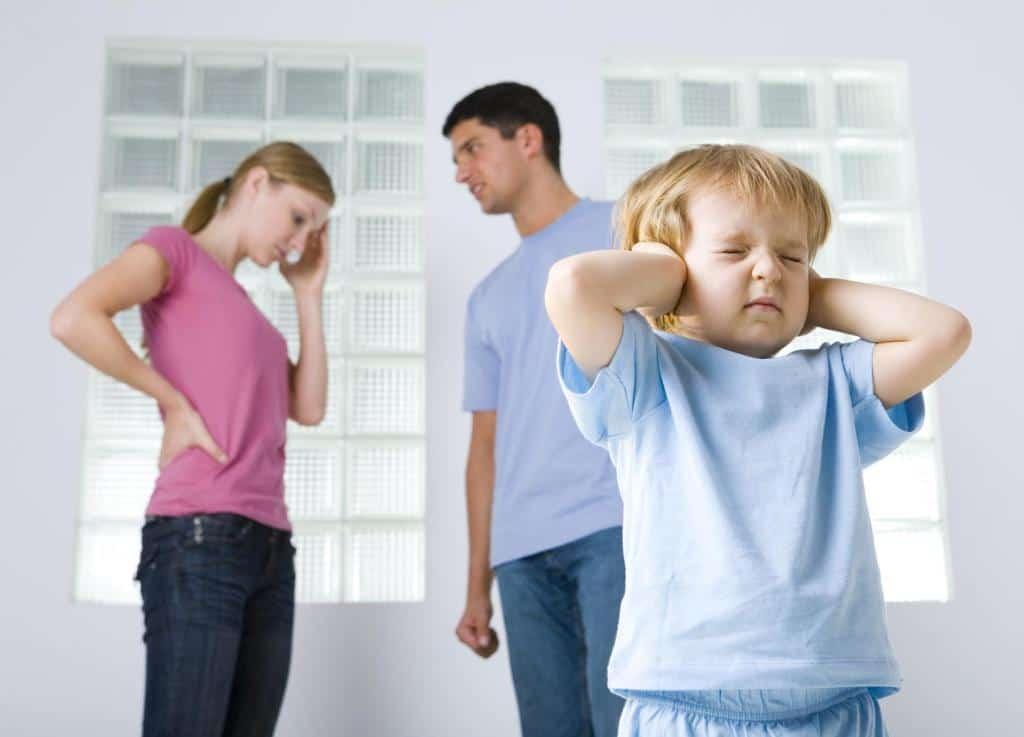 Современной маме. 10 ошибок в воспитании детей