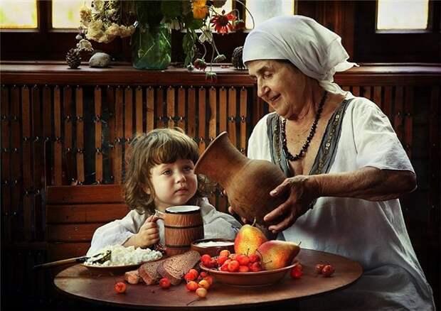 Почему быть бабушкой - так же круто, как и мамой
