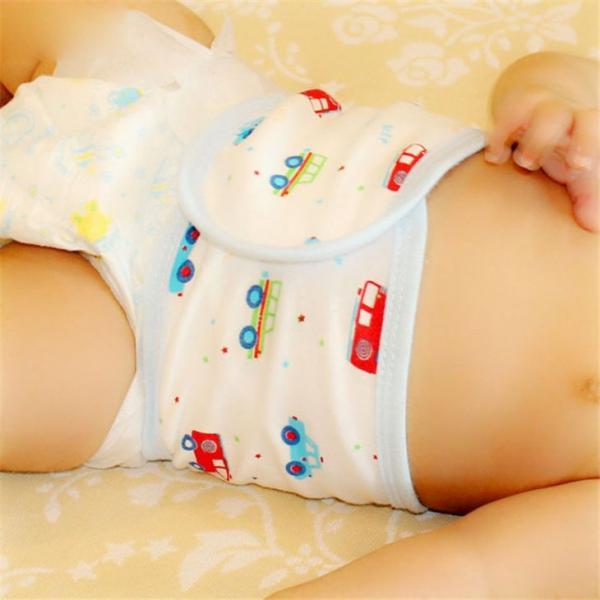 Пояс для новорожденных от коликов - помощь доктора