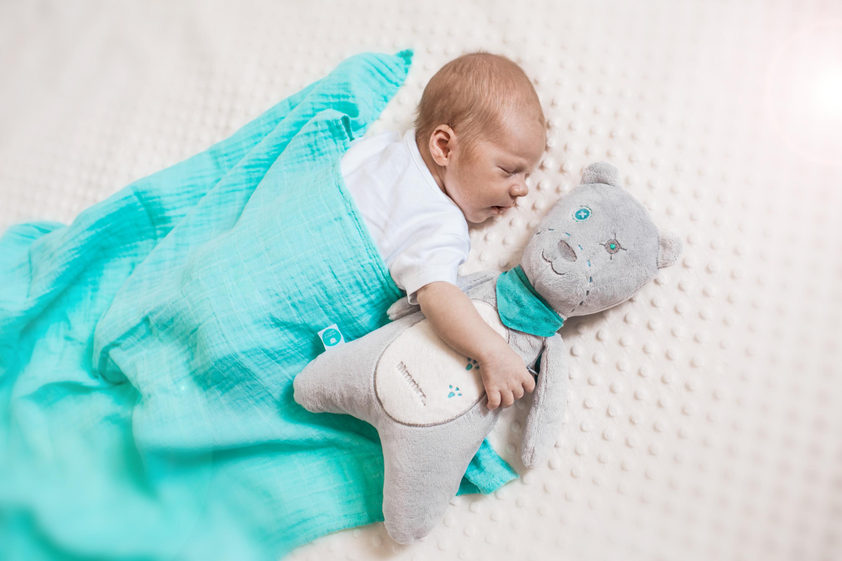 Белый шум для крепкого сна новорожденного младенца