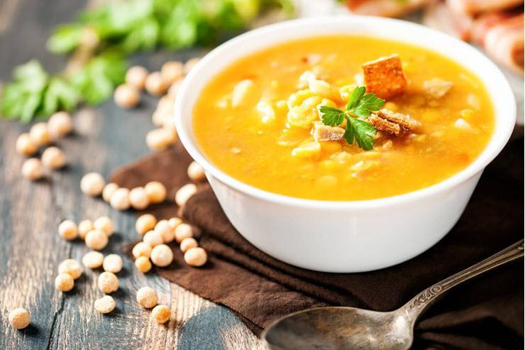 11 рецептов супов для детей, которым исполнился год
