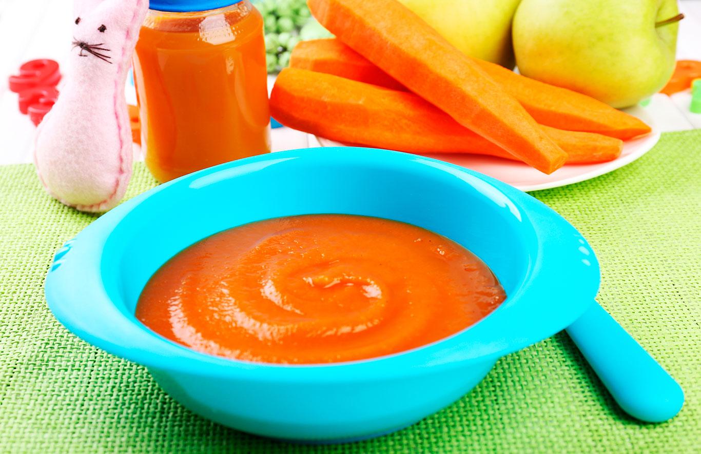 Как правильно делать первый прикорм абрикосом?