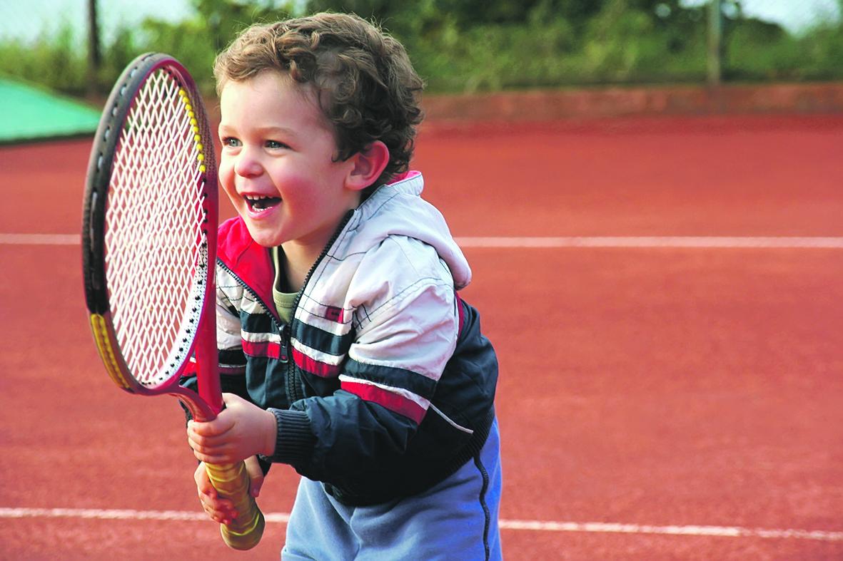ТОП 10 видов спорта и спортивных развлечений для детей от 0 до 5 лет