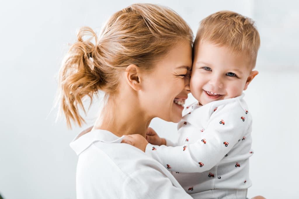 60 простых способов стать ближе к своему ребенку