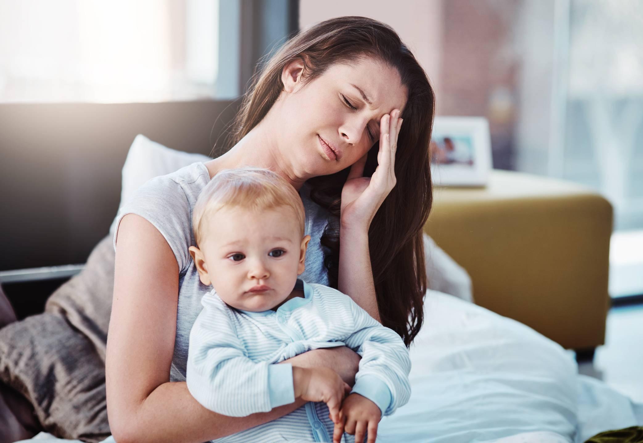 Устала от ребенка: что делать матери   детский психолог ольга товпеко