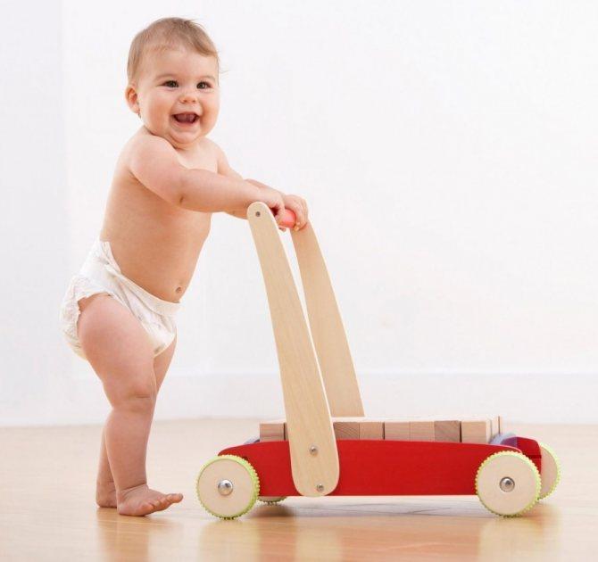 Развитие ребенка в 3 месяца: что и как