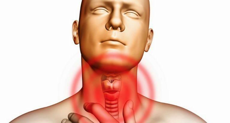 Отек гортани: причины, симптомы, первая помощь и лечение