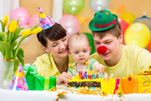День рождения ребенка 1 год, сценарий дня рождения 1 год   снова праздник!