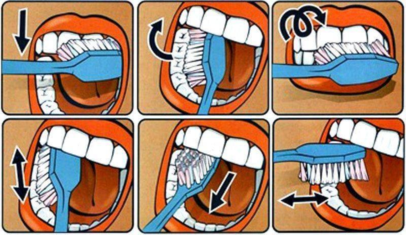 В каком возрасте и как чистить зубы ребенку