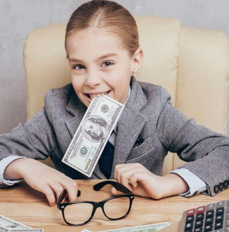 Дети и деньги: учим ребенка разумно обращаться с деньгами