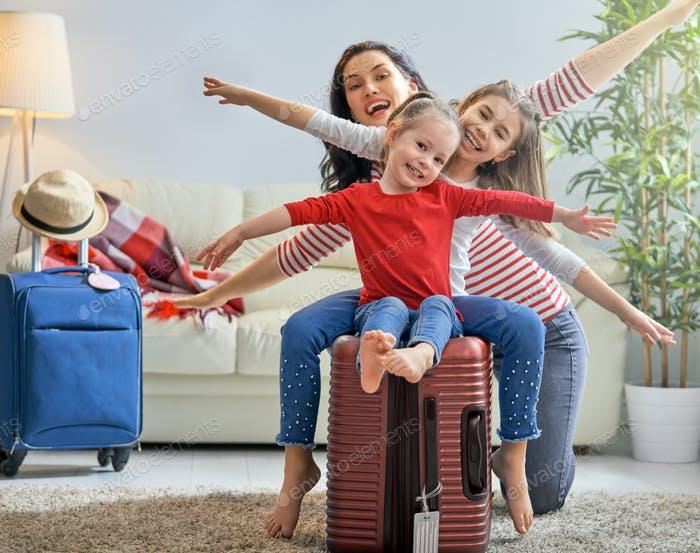 Как организовать отпуск с детьми: практическое руководство