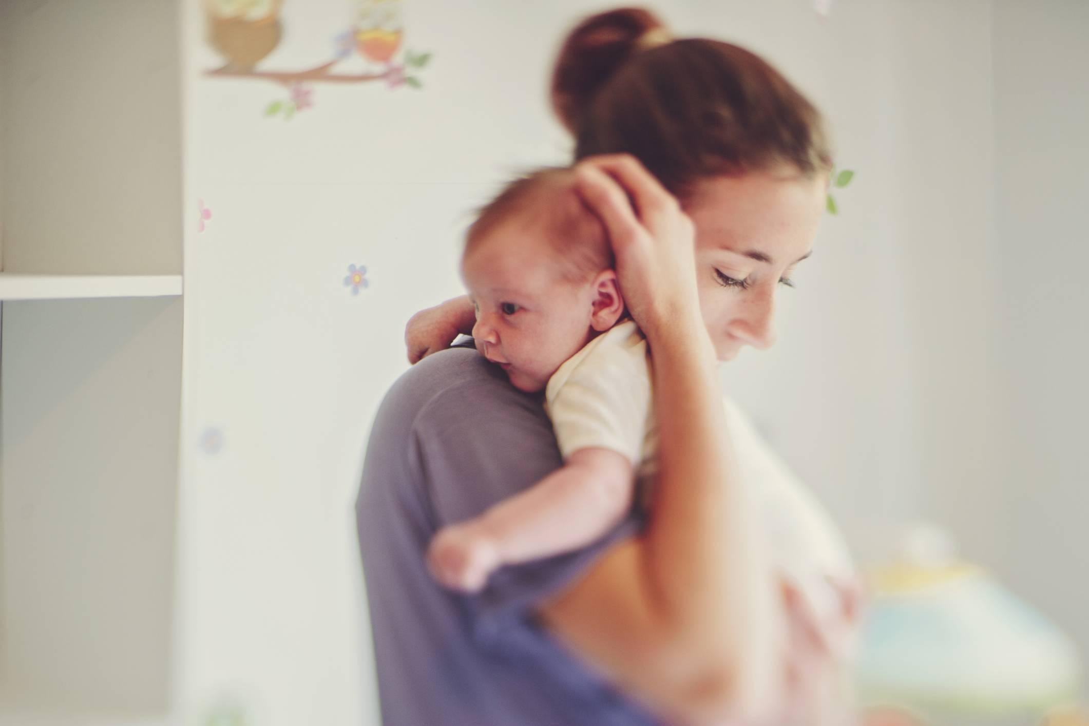 Чтобы первые дни материнства принесли радость - после родов