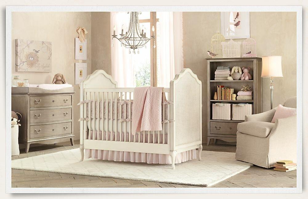 Как украсить детскую кроватку для новорожденного (12 фото) - идеи оформления